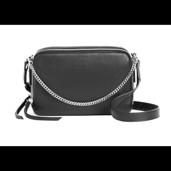 AllSaints Rosemary Cross-Body Bag